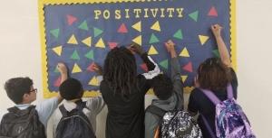 Positivity Wall